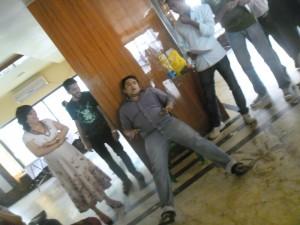 Avinash impersonating Sujit