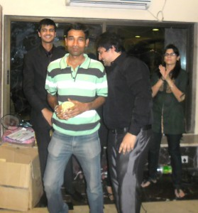 Tuhinda - Player of the Tournament