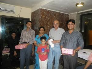 Jodi of the Year Award - Bappa & Maitraya